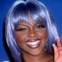 Author Lil' Kim