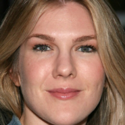 Author Lily Rabe