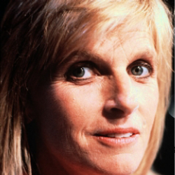 Author Linda McCartney