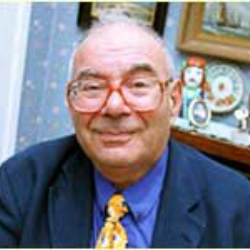 Author Lionel Blue