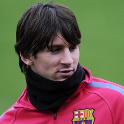 Author Lionel Messi