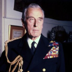 Author Lord Mountbatten