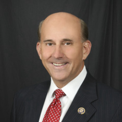 Author Louie Gohmert