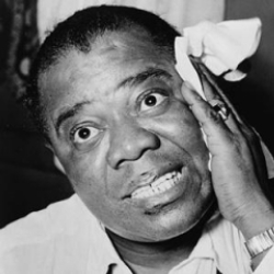 Author Louis Armstrong