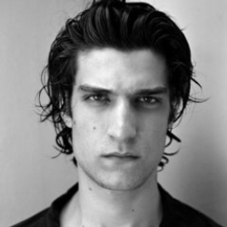 Author Louis Garrel