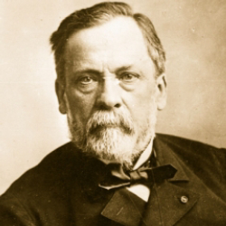 Author Louis Pasteur