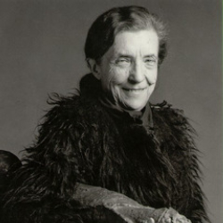 Author Louise Bourgeois