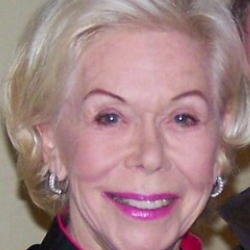 Author Louise Hay