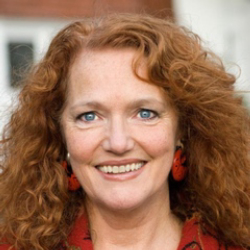 Author Louise Jameson