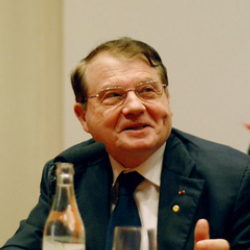 Author Luc Montagnier