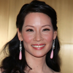 Author Lucy Liu