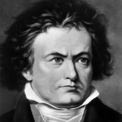 Author Ludwig van Beethoven