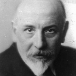 Author Luigi Pirandello