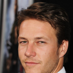 Author Luke Bracey