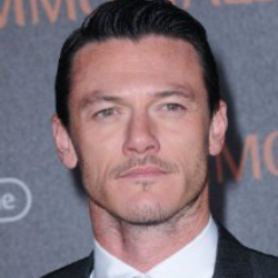 Author Luke Evans