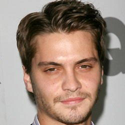 Author Luke Grimes
