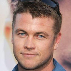Author Luke Hemsworth
