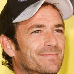 Author Luke Perry