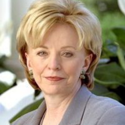 Author Lynne Cheney