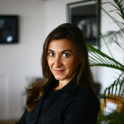 Author Lynsey Addario