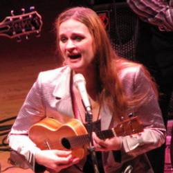 Author Madeleine Peyroux