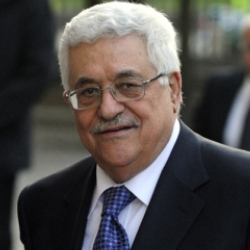 Author Mahmoud Abbas