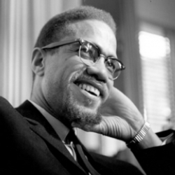 Author Malcolm X