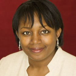 Author Malorie Blackman