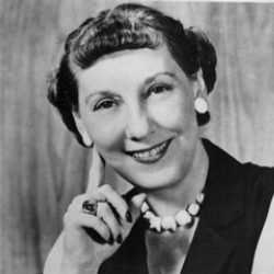 Author Mamie Eisenhower