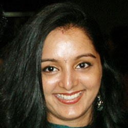Author Manju Warrier