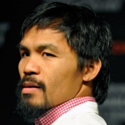 Author Manny Pacquiao