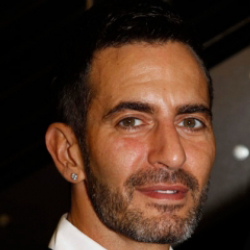 Author Marc Jacobs