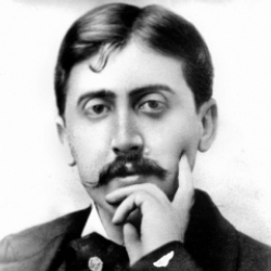 Author Marcel Proust