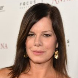 Author Marcia Gay Harden