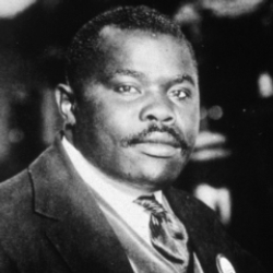 Author Marcus Garvey