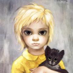 Author Margaret Keane