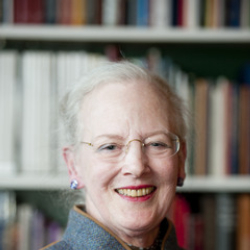 Author Margrethe II of Denmark