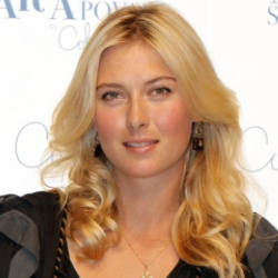 Author Maria Sharapova