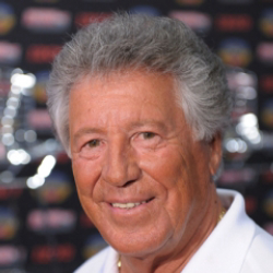 Author Mario Andretti