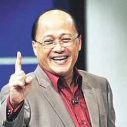 Author Mario Teguh