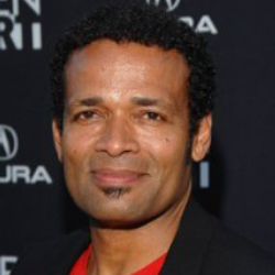 Author Mario Van Peebles