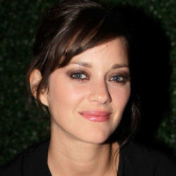 Author Marion Cotillard