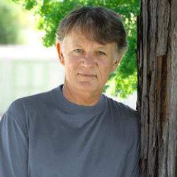 Author Mark Allen