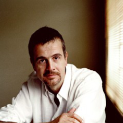 Author Mark Billingham