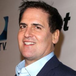 Author Mark Cuban