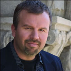 Author Mark Hall