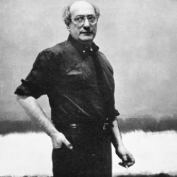 Author Mark Rothko