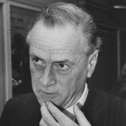 Author Marshall McLuhan
