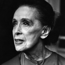 Author Martha Graham