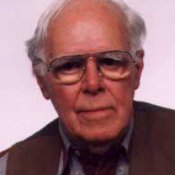 Author Martin Gardner